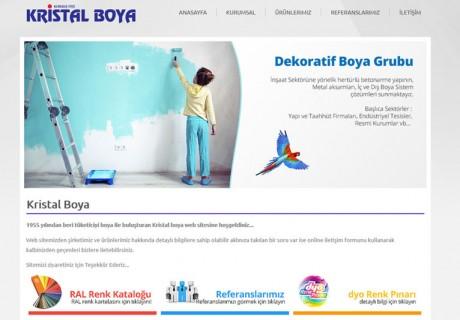 Kristal Boya